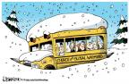 Cartoonist Lisa Benson  Lisa Benson's Editorial Cartoons 2010-12-28 climate