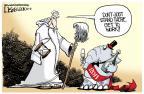 Cartoonist Lisa Benson  Lisa Benson's Editorial Cartoons 2010-12-31 2011