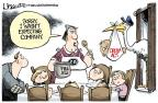 Cartoonist Lisa Benson  Lisa Benson's Editorial Cartoons 2011-10-15 education