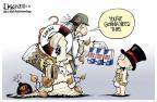 Cartoonist Lisa Benson  Lisa Benson's Editorial Cartoons 2011-12-30 2011