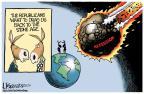 Cartoonist Lisa Benson  Lisa Benson's Editorial Cartoons 2012-08-23 2012 election economy