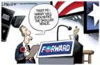 Cartoonist Lisa Benson  Lisa Benson's Editorial Cartoons 2012-09-07 2012 political convention