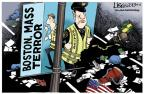 Cartoonist Lisa Benson  Lisa Benson's Editorial Cartoons 2013-04-17 injury