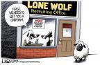 Cartoonist Lisa Benson  Lisa Benson's Editorial Cartoons 2013-04-24 injury