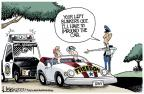Cartoonist Lisa Benson  Lisa Benson's Editorial Cartoons 2013-07-03 car