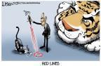 Cartoonist Lisa Benson  Lisa Benson's Editorial Cartoons 2013-08-27 cat