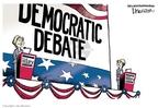 Lisa Benson  Lisa Benson's Editorial Cartoons 2007-11-02 2008 debate