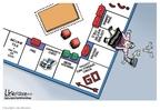 Cartoonist Lisa Benson  Lisa Benson's Editorial Cartoons 2008-09-24 $200
