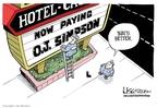 Cartoonist Lisa Benson  Lisa Benson's Editorial Cartoons 2008-10-07 robbery