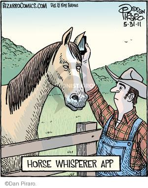 Horse Whisperer App.