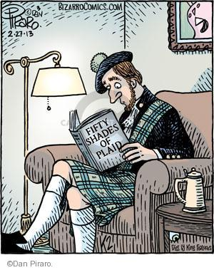 Fifty Shades of Plaid.