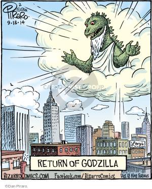 Return of Godzilla.
