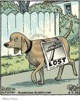 Cartoonist Dan Piraro  Bizarro 2009-04-11 pole