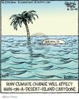 Comic Strip Dan Piraro  Bizarro 2009-06-22 climate
