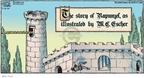 Cartoonist Dan Piraro  Bizarro 2009-07-12 Rapunzel