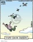 Cartoonist Dan Piraro  Bizarro 2009-09-16 sky