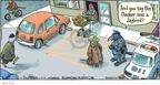 Cartoonist Dan Piraro  Bizarro 2010-01-17 911