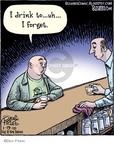 Cartoonist Dan Piraro  Bizarro 2010-01-19 goal