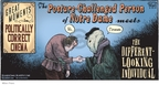 Cartoonist Dan Piraro  Bizarro 2010-03-21 challenge