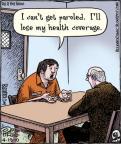 Cartoonist Dan Piraro  Bizarro 2010-04-19 justice