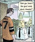 Cartoonist Dan Piraro  Bizarro 2010-08-27 cheese