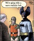 Cartoonist Dan Piraro  Bizarro 2010-11-19 bat