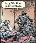 Cartoonist Dan Piraro  Bizarro 2011-03-01 non