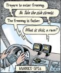 Cartoonist Dan Piraro  Bizarro 2011-05-12 directions