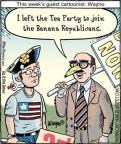 Cartoonist Dan Piraro  Bizarro 2011-05-21 retail