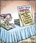 Cartoonist Dan Piraro  Bizarro 2011-06-01 Disney