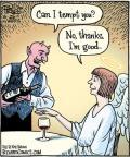 Cartoonist Dan Piraro  Bizarro 2011-06-25 devil