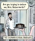 Cartoonist Dan Piraro  Bizarro 2011-07-29 Jackie Robinson