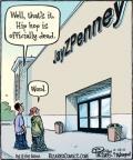 Cartoonist Dan Piraro  Bizarro 2011-11-10 retail