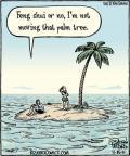 Cartoonist Dan Piraro  Bizarro 2011-11-15 positive