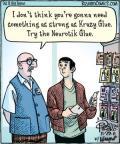 Cartoonist Dan Piraro  Bizarro 2011-11-29 retail
