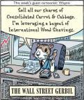 Cartoonist Dan Piraro  Bizarro 2011-12-26 wall