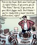 Cartoonist Dan Piraro  Bizarro 2012-02-04 coach
