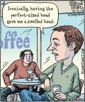 Cartoonist Dan Piraro  Bizarro 2012-03-21 coffee