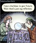 Cartoonist Dan Piraro  Bizarro 2012-05-02 ball