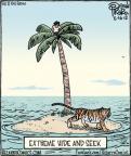 Cartoonist Dan Piraro  Bizarro 2012-05-16 desert