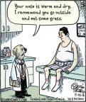 Comic Strip Dan Piraro  Bizarro 2012-05-22 cold