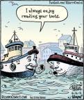 Cartoonist Dan Piraro  Bizarro 2012-06-16 always