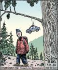 Cartoonist Dan Piraro  Bizarro 2012-07-12 area