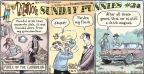 Cartoonist Dan Piraro  Bizarro 2012-07-29 dish