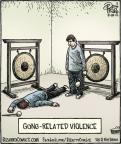 Cartoonist Dan Piraro  Bizarro 2012-08-10 kill