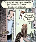 Cartoonist Dan Piraro  Bizarro 2012-09-01 Facebook