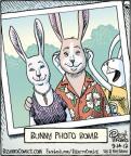Comic Strip Dan Piraro  Bizarro 2012-09-14 rabbit