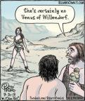 Cartoonist Dan Piraro  Bizarro 2012-09-20 ancient