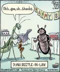 Cartoonist Dan Piraro  Bizarro 2012-10-12 birthday
