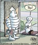 Cartoonist Dan Piraro  Bizarro 2013-01-03 dad